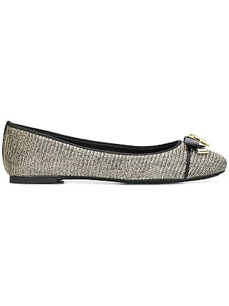 7082466f56e1e Michael Michael Kors Alice ballerina pumps - Metallic