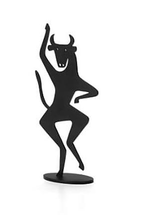 Vitra Black Bull Silhouette Deco - black - Black/Black