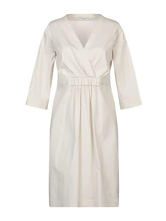 d09aa86be40 Knielange Kleider in Weiß  Shoppe jetzt bis zu −73%