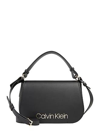 9c8b59c6d98 Calvin Klein Handtas Dressed Up Satchel zwart