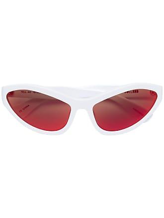 3cfbbaf4795c4 House Of Holland Óculos de sol Tell Ah - Branco