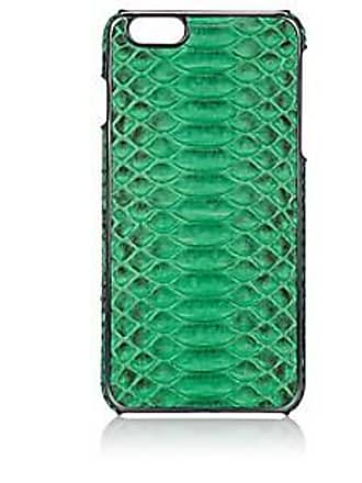 Adopted Mens Python iPhone 6 Plus Case - Green