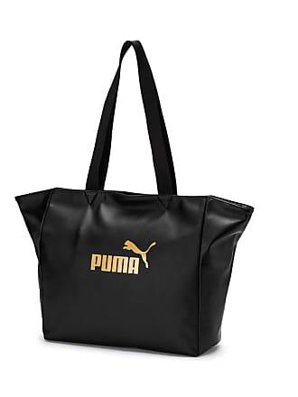 22f9d8ec41a06 Puma WMN Core Up Lagre Shopper Bag Silver Gray