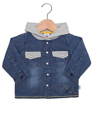 Tip Top Camisa Tip Top Baby Jeans Azul