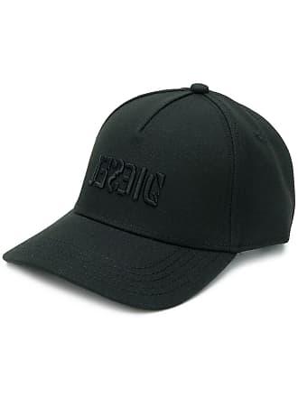 Diesel Cappello da baseball con logo 3D - Di Colore Nero 33a2186fba1a