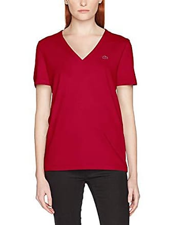 Lacoste TF8908, T-Shirt Femme, Violet (Perse Ws3), (Taille f31a907a1a2b