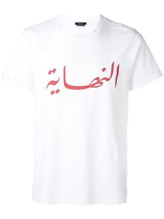 Qasimi Camiseta The End - Branco