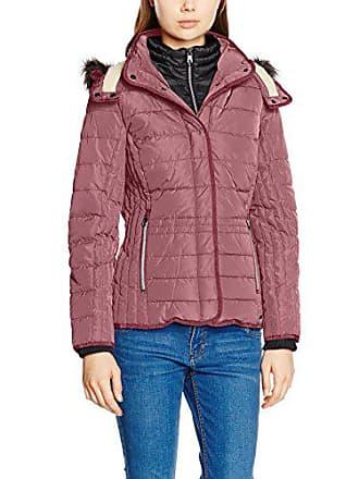 efedd44237eb86 Tom Tailor Damen Jacke Casual Padded Jacket, Violett (crushed Purple 5683),  S
