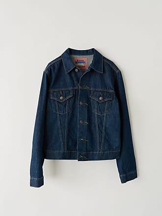 Acne Studios Acne Studios 1998 Blue Water Indigo blue Denim jacket