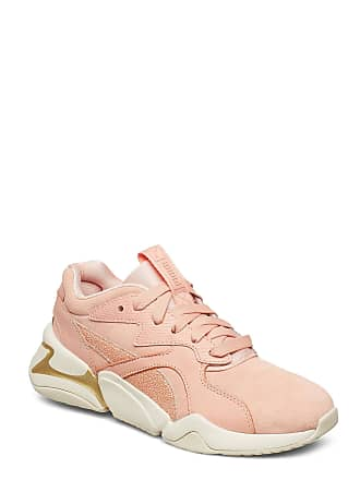 546ed176f04a Puma Nova Pastel Grunge WnS Låga Sneakers Rosa PUMA