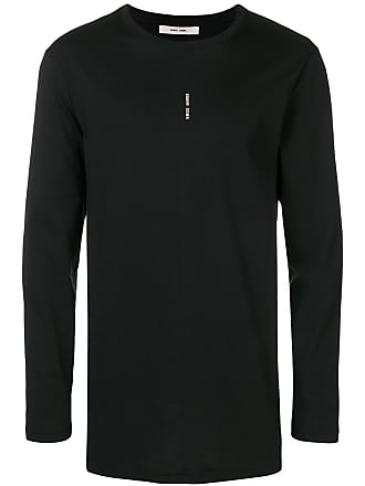 Damir Doma Suéter minimalista de jersey - Preto
