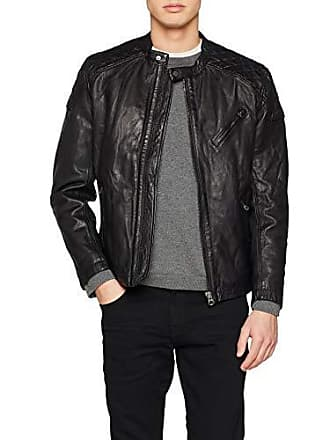 a5bf8789103 Pepe Jeans London Damascus Blouson Homme Noir (Black 999) Large (Taille  Fabricant
