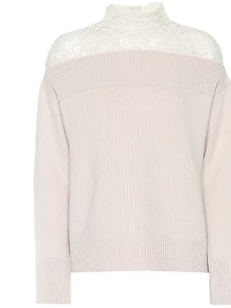 Dorothee Schumacher Pull Strong Sensuality wool and cashmere sweater