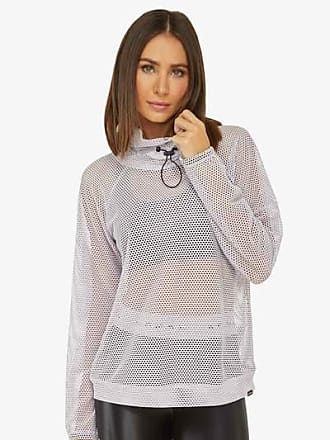 Koral Sonde Open Mesh Pullover Passion - XS