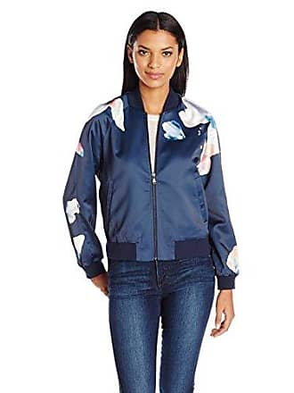 Joe's Womens Elsie Bomber Jacket, Watercolor, XS