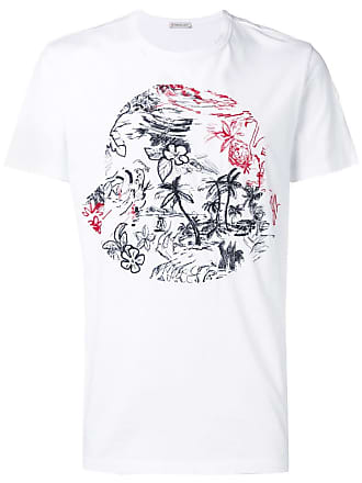75e986b4 Moncler® Printed T-Shirts − Sale: up to −50% | Stylight