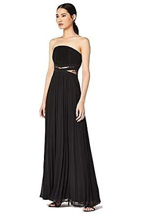 Truth   Fable BM Lace Insert Pleated Maxi Dress Vestito Elegante 0bf163e0f42