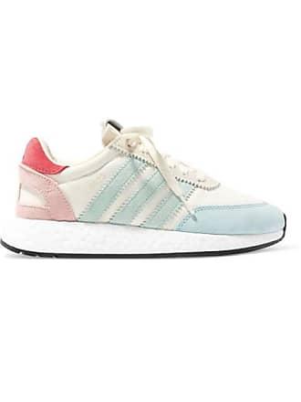 best loved 99f48 163ef adidas Originals I-5923 Pride Sneakers Aus Mesh Mit Velourslederbesätzen -  Blau
