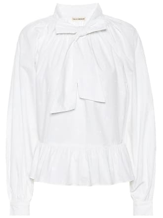 Ulla Johnson Queenie cotton blouse