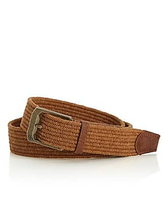 Arcade Waxed cotton woven belt