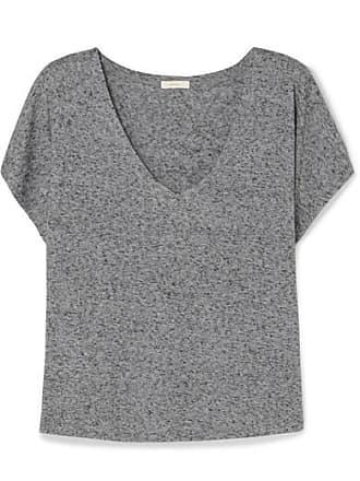 Eberjey Bobby Camp Slub Jersey T-shirt - Gray