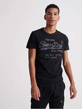 Superdry T-shirt con logo Vintage termosaldato
