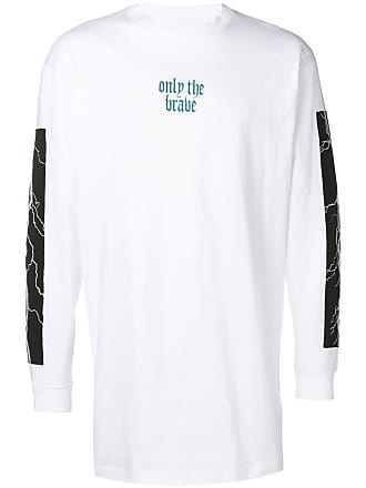 Diesel Only the Brave top - White