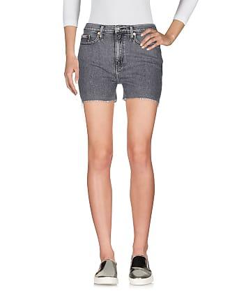9b9143b94526 Calvin Klein DENIM - Denim shorts su YOOX.COM