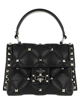 add07a1b284f2 Valentino Rockstud Candystud Shoulder Bag Black Umhängetasche schwarz