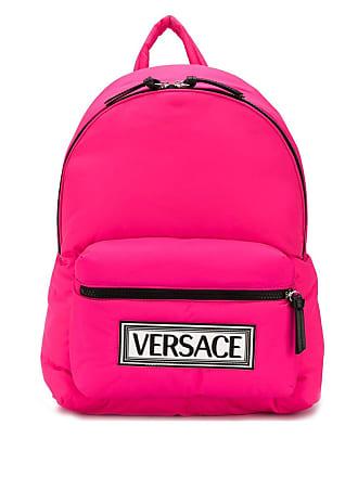 Versace 90s vintage logo backpack - Rosa