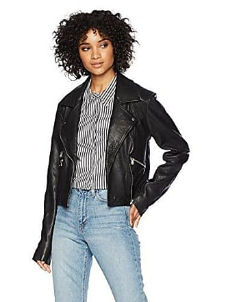 Joe's Womens Patti Jacket, Black, M