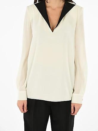 Givenchy Silk Blouse Größe 44