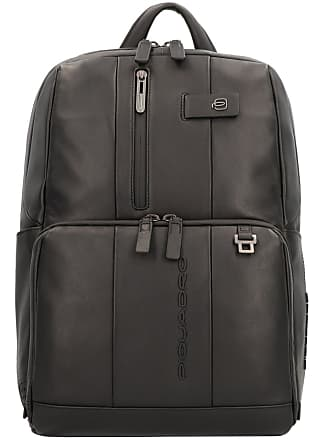01f1c310a385f Piquadro Urban Businessrucksack RFID Leder 39 cm Laptopfach
