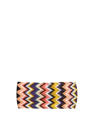 Missoni Multicoloured Zigzag Headband - Womens - Multi