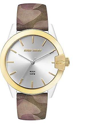 Mormaii Relógio Feminino Mormaii Analógico Mo2035Il/8B Ouro