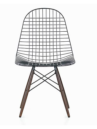 Vitra DKW Wire Chair Basic Dark