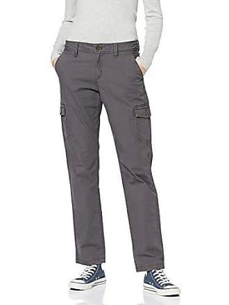 c31f7c6e2ab00 Eddie Bauer Adventurer Pantalon, Gris (Dunkles Rauch 164), W33/L32 (