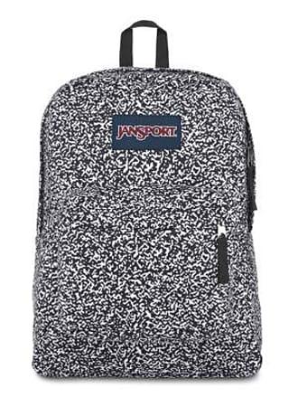Jansport Superbreak Backpacks - Black Noise