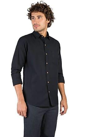 Taco Camisa Lisa Preto PRETO/GG