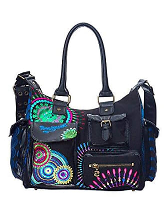 Desigual London Medium Eclipse, Black