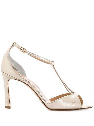 The Seller v strap sandals - Dourado