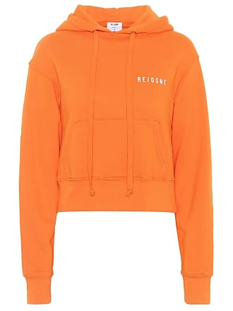 Re/Done Reverse Weave cotton hoodie