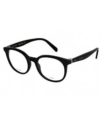 30748d1ff91 Celine Thin Mary Small CL 41349 807 Black Unisex Round Eyeglasses