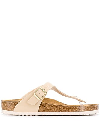 Birkenstock Gizeh Birko-Flor sandals - Neutro