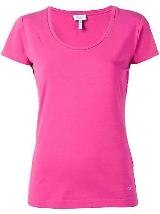 Escada Sport Camiseta decote em U - Rosa