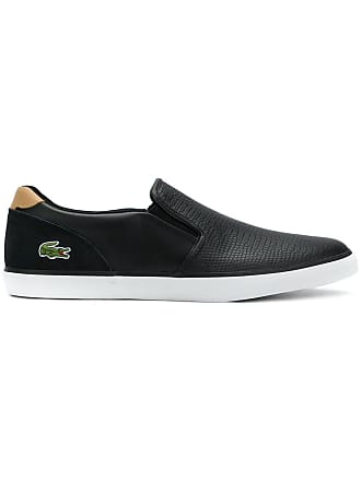 Lacoste slip-on sneakers - Black
