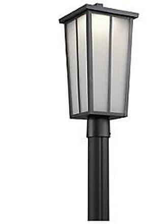 Kichler Amber Valley Post Lantern