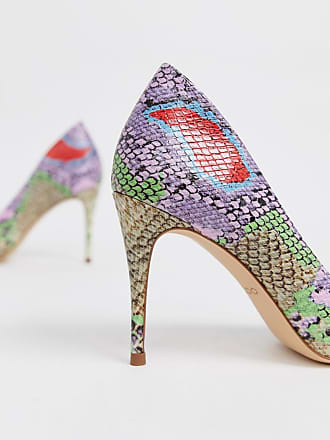 186c3a9db6c Aldo Tracey court shoes in multi snake - Multi