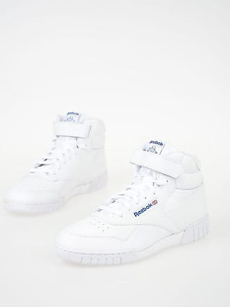Reebok Leather EX-0-FIT-HI Sneakers size 10,5