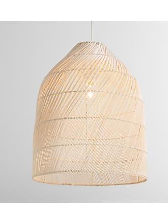 MADE.COM Java hoher Lampenschirm, Rattan